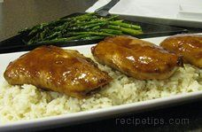 Teriyaki Chicken Thighs Recipe