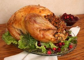 Baked Turkey Recipe Recipetips Com