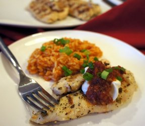 weight watchers mexican chicken Recipe