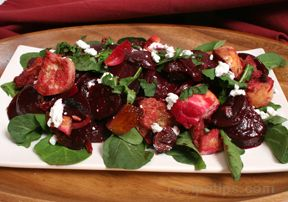 Winter Beet Salad Recipe