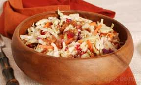 Bacon and Cabbage Slaw