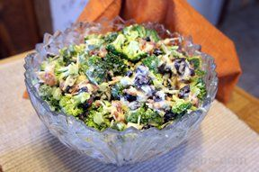 Broccoli Salad with BaconnbspRecipe