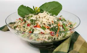 Broccoli Slaw Salad Recipe