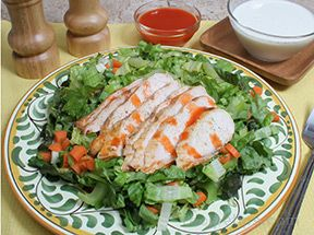 Buffalo Chicken SaladnbspRecipe