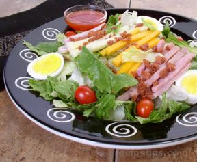 Traditional Chefs Salad Recipe