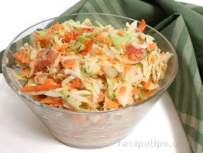 Coleslaw for Burgers