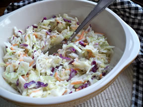 country cole slaw Recipe