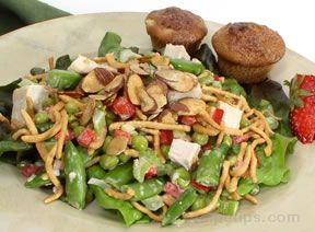 Crunchy Chicken SaladnbspRecipe