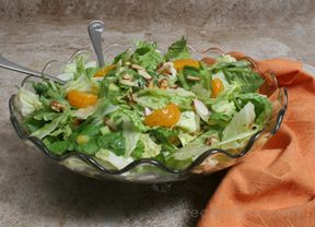 Crunchy Orange Tossed Salad