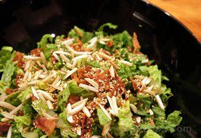 crunchy tossed salad 3 Recipe