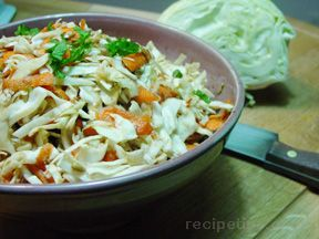 easy cabbage salad Recipe
