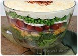 Layered Trifle Salad Recipe