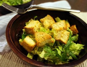 grandpas caesar salad Recipe