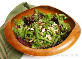 green bean salad with feta Recipe