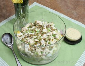 Layered Potato Salad Recipe