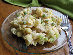 Macaroni Chicken Salad Recipe