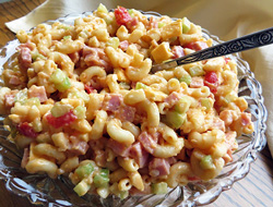 Macaroni Salad with French Dressing Recipe
