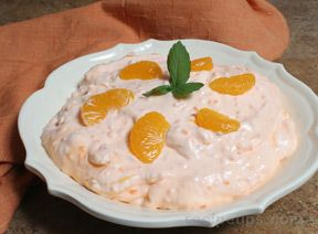 Orange Tapioca Salad