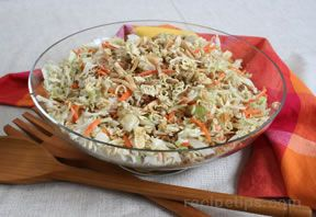 Oriental Coleslaw