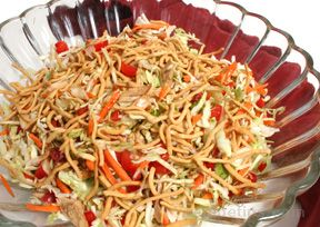 Shanghai Chicken Salad