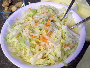 Simple Toss Salad Recipe
