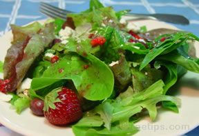 Strawberry SaladnbspRecipe