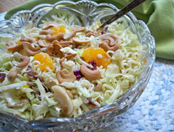 Sweet and Crunchy Noodle Slaw