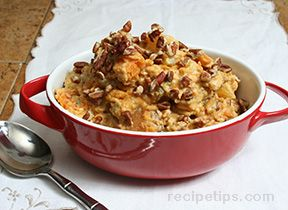 sweet potato salad Recipe