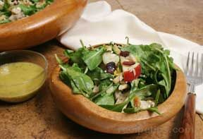 Turkey and Blue Cheese Salad Recipe