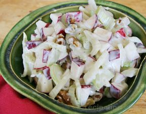 Waldorf Salad with Fennel Recipe