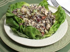 Wild Rice Chicken Salad Recipe