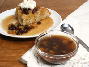 Sweet Raisin Sauce Recipe