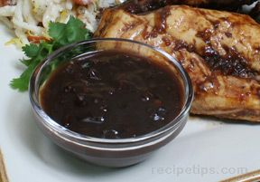 Balsamic Barbecue SaucenbspRecipe