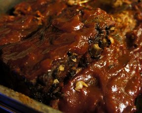 barbecue sauce for chicken or ribs Recipe