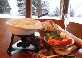 Classic Cheese Fondue Recipe