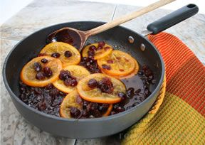 orange cranberry sauce Recipe