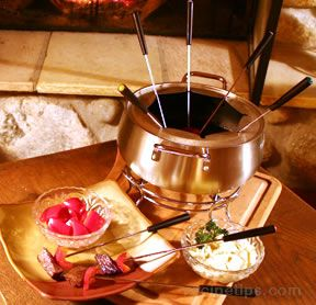 Beef Fondue
