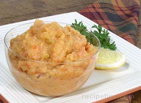 Tomato Potato Sauce