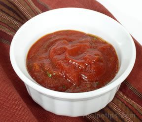 Honey and Garlic Tomato Sauce