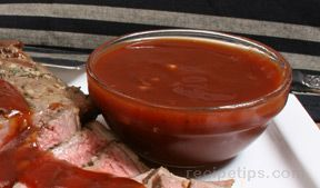 Zesty Barbecue Sauce Recipe