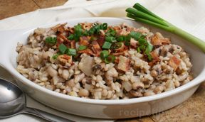 black eyed peas and rice Recipe