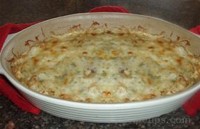 Cabbage Au Gratin Recipe