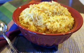 chicken flavored rice mix Recipe