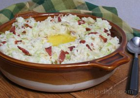 Colcannon with Bacon