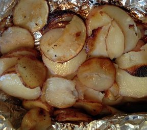 Grilled to Perfection Potatoes