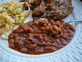 honey baked beans Recipe