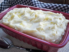 Make-Ahead Mashed Potatoes Recipe