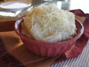 Mashed Potatoes and Cauliflower Recipe