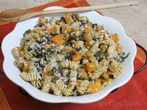 Pasta with Butternut Squash