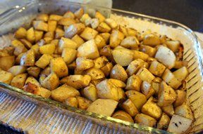 Roasted Potato Medley 3